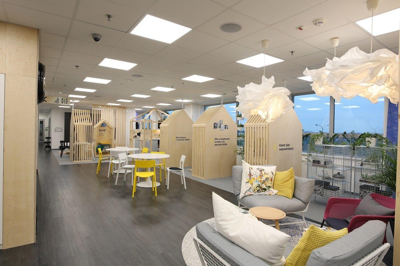 Miejsce stworzone dla ludzi, które zmienia przyszłość rekrutacji  Twoje Studio Pracy IKEA już otwarte!