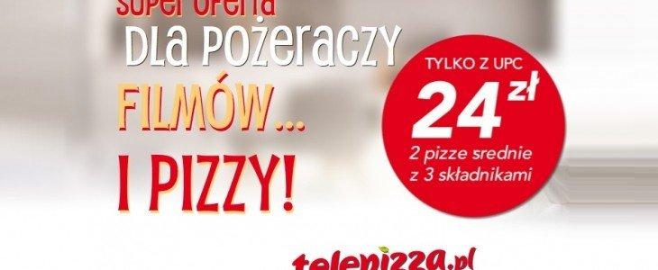 """""""Filmy z Telepizza"""" od UPC"""