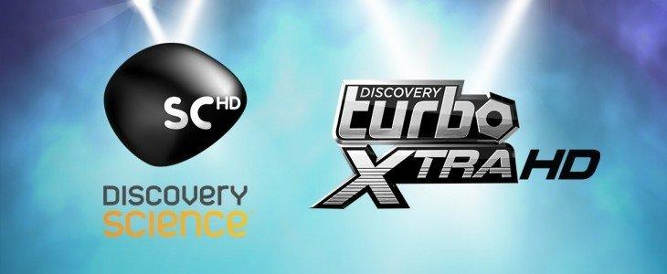 Discovery Turbo Xtra i Discovery Science teraz w wersji HD w UPC Polska