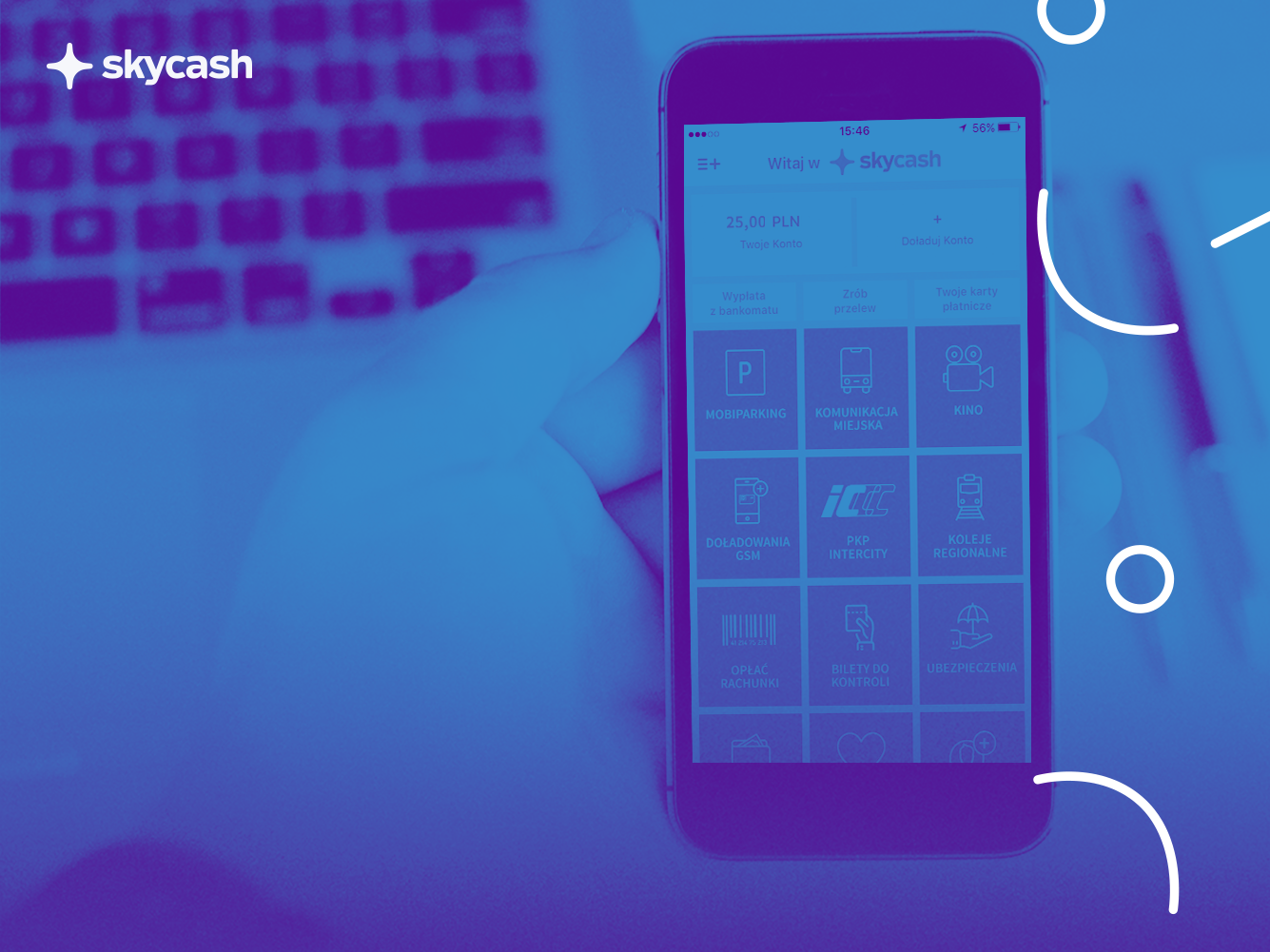 Już 2 miliony transakcji w SkyCash w październiku!