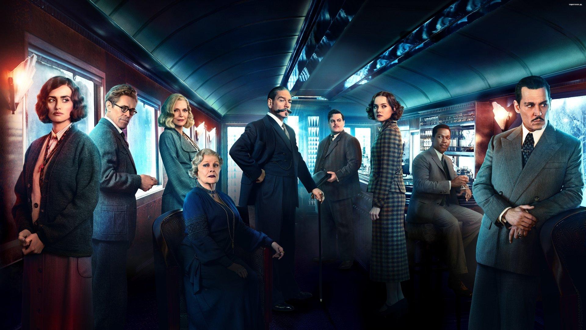 "Imperial Cinepix wspiera premierę ""Morderstwa w Orient Expressie"""