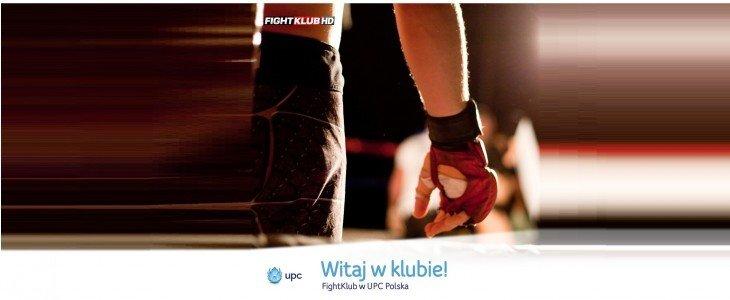 Fightklub HD w Telewizji Cyfrowej UPC