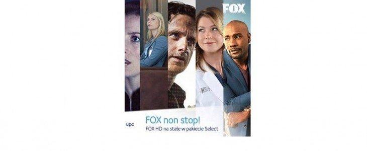 FOX HD w pakiecie Select UPC