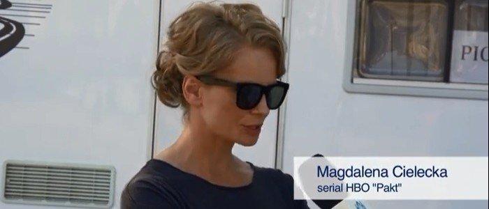 """Newsroom na weekend. Rozmowa z Magdaleną Cielecką i Maciejem Kubickim o serialu HBO """"Pakt"""""""