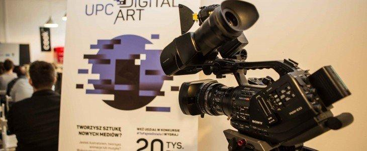 Prezentacja UPC Digital Art – relacja ze spotkania
