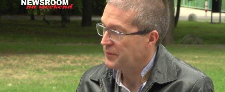 Newsroom na weekend – 10 pytań do… Tomasza Lacha, komentatora Eurosportu