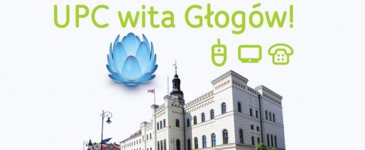 UPC wchodzi do Głogowa