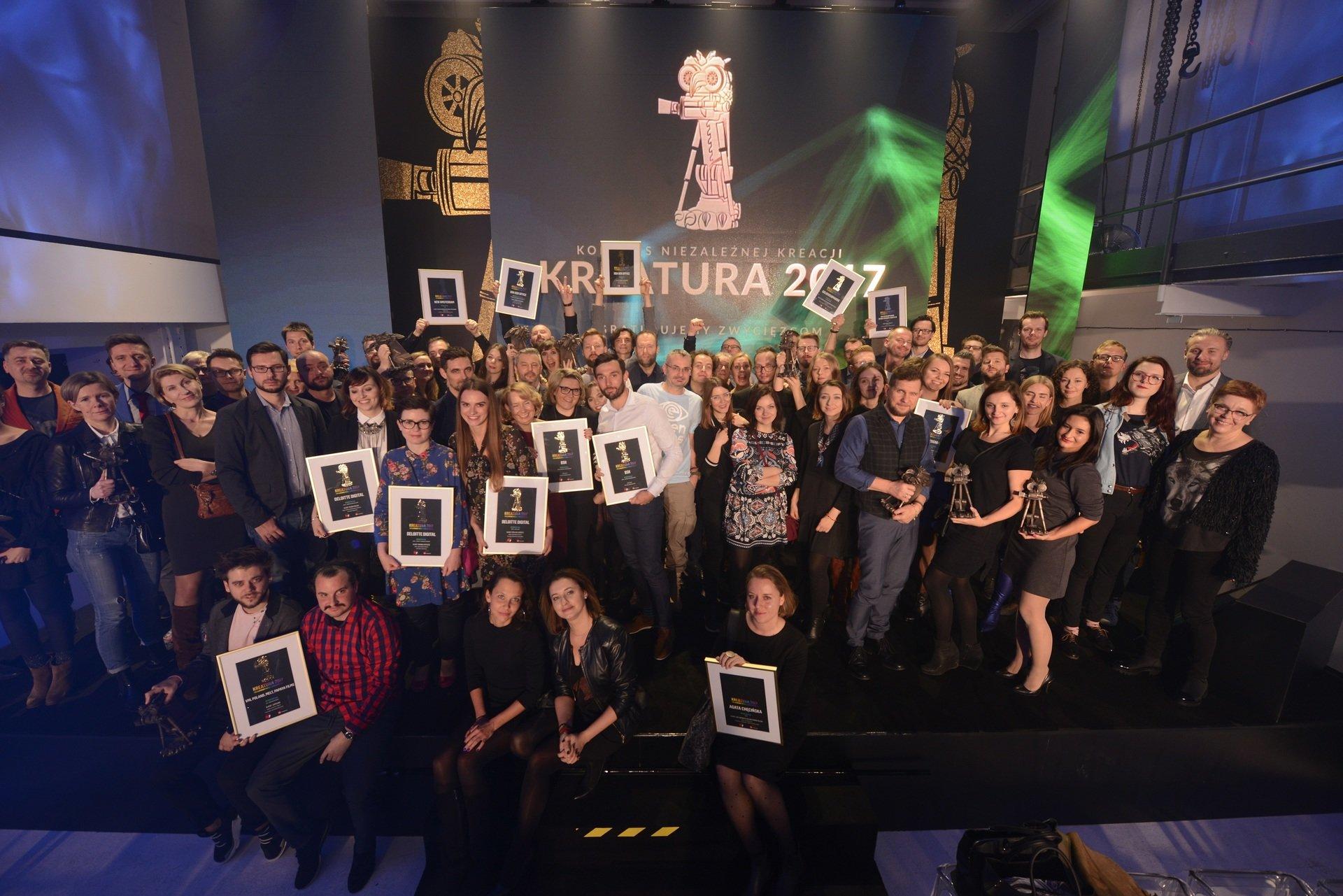 Nagrody Kreatura 2017 wręczone!