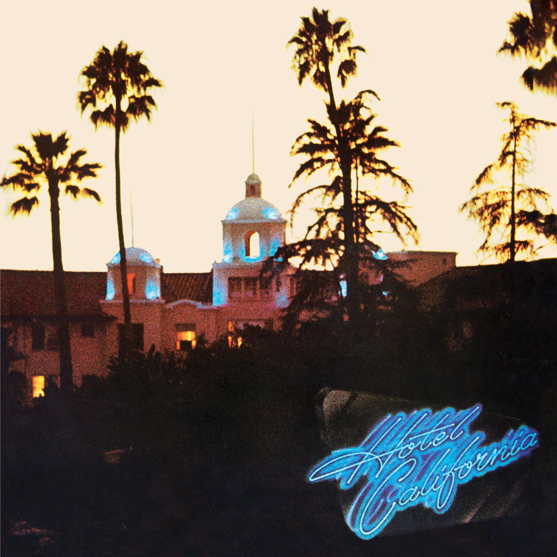 """Specjalna edycja """"Hotel California"""" The Eagles już w sprzedaży."""