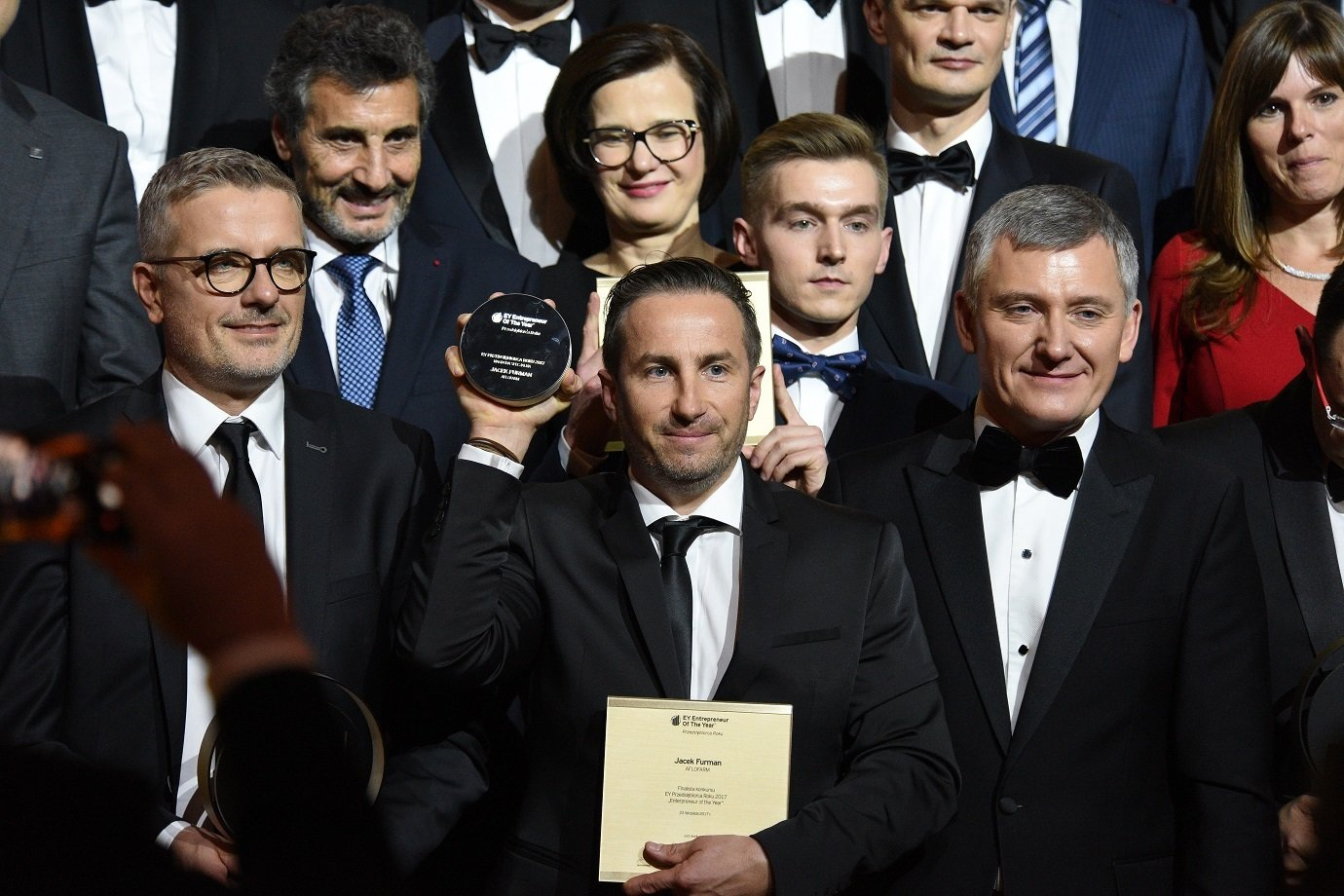 Prezes Aflofarmu z nagrodą specjalną EY Przedsiębiorca Roku