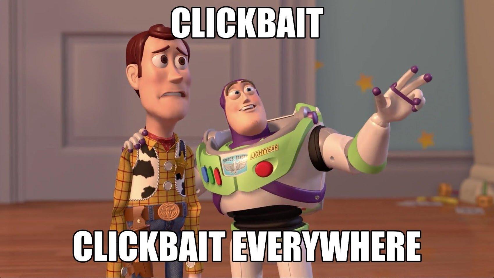 Dlaczego nie warto stosować clickbaitów w PR i content marketingu