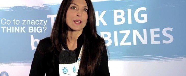 #THINKBIG: Olga Kozierowska, inicjatorka promocji przedsiębiorczości kobiet