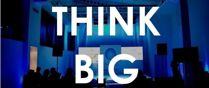 Zapraszamy na finał II edycji Think Big! To już za dwa tygodnie