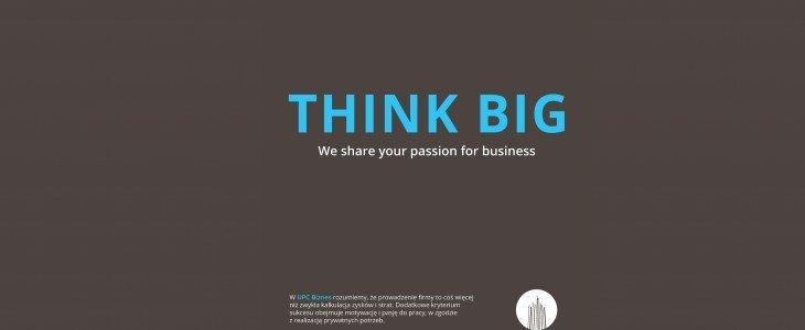 Znamy finalistów II edycji konkursu Think Big