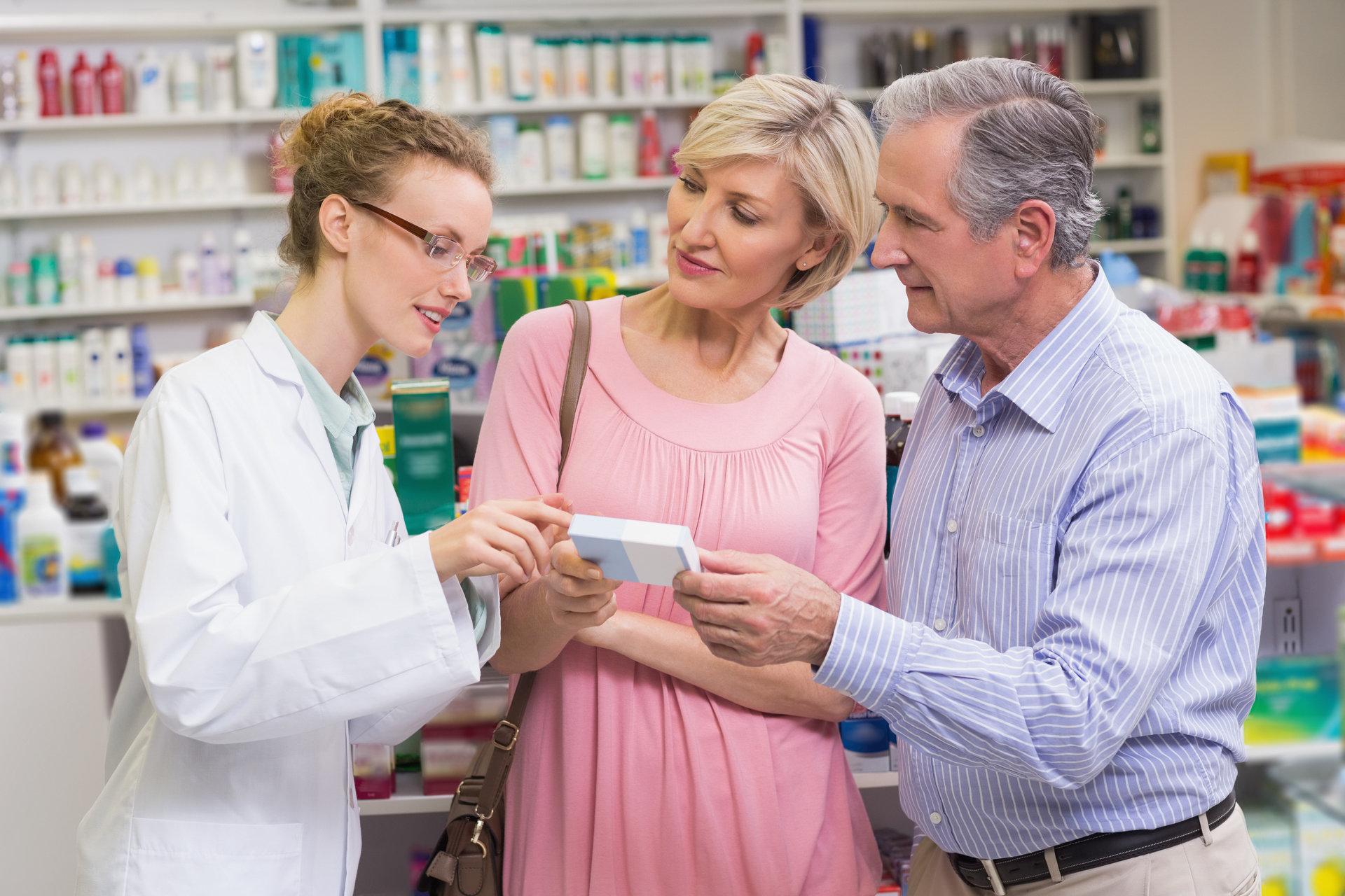 Opieka farmaceutyczna w Hiszpanii