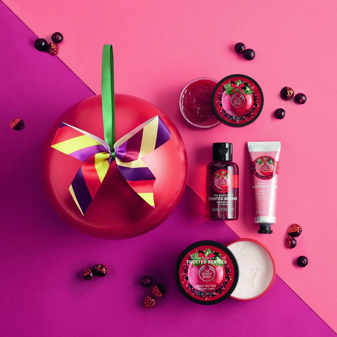 Idealny prezent pod choinkę od The Body Shop