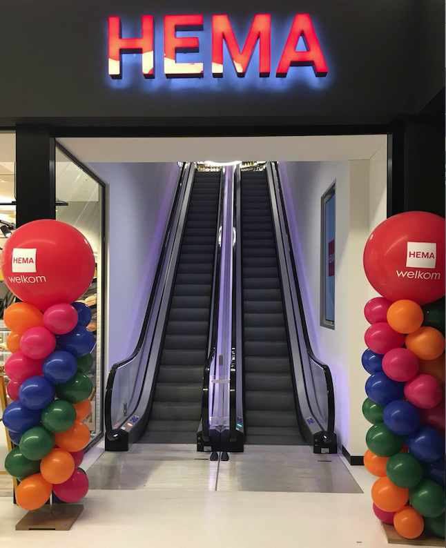 HEMA opent nieuwe winkel in Schelle aan A12 Shopping
