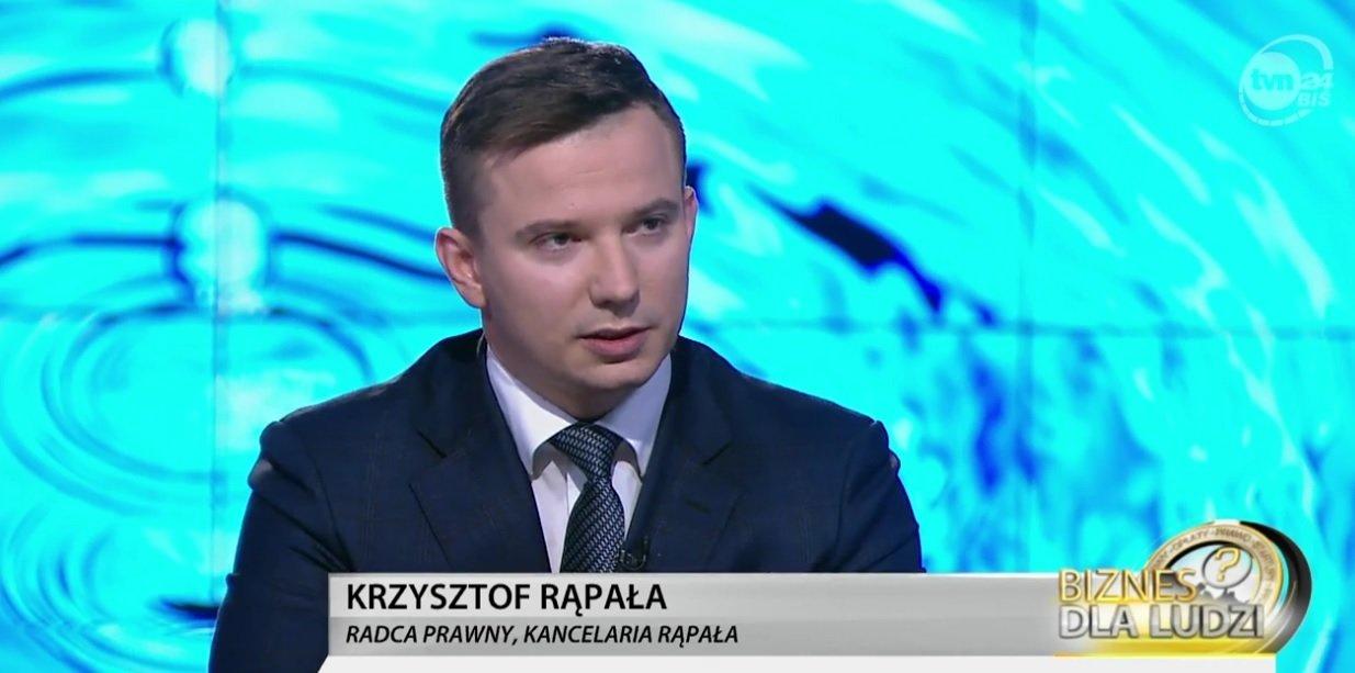 Czy gminy mogą pobierać opłaty za przyłączenie do sieci wodno-kanalizacyjnych? W TVN24BiS komentuje mec. Krzysztof Rąpała