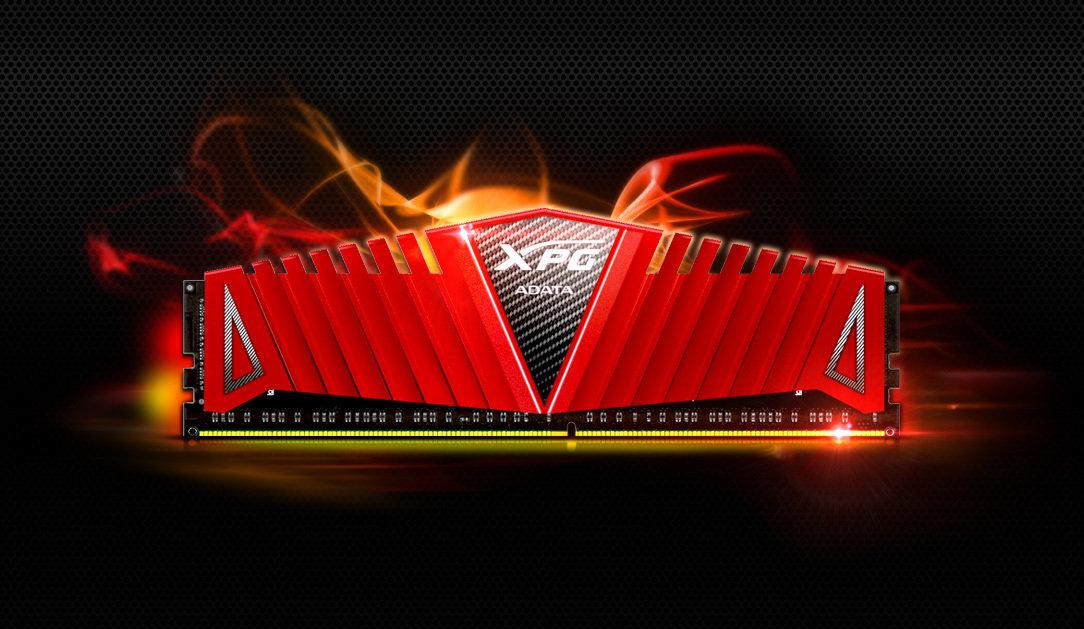 XPG Z1 – najszybsze pamięci DDR4 od ADATA