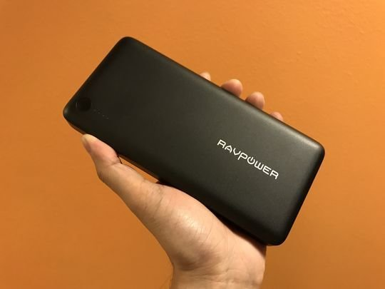 Review: RAVPower 26800 mAH USB-C Charger Battery | Technobubble