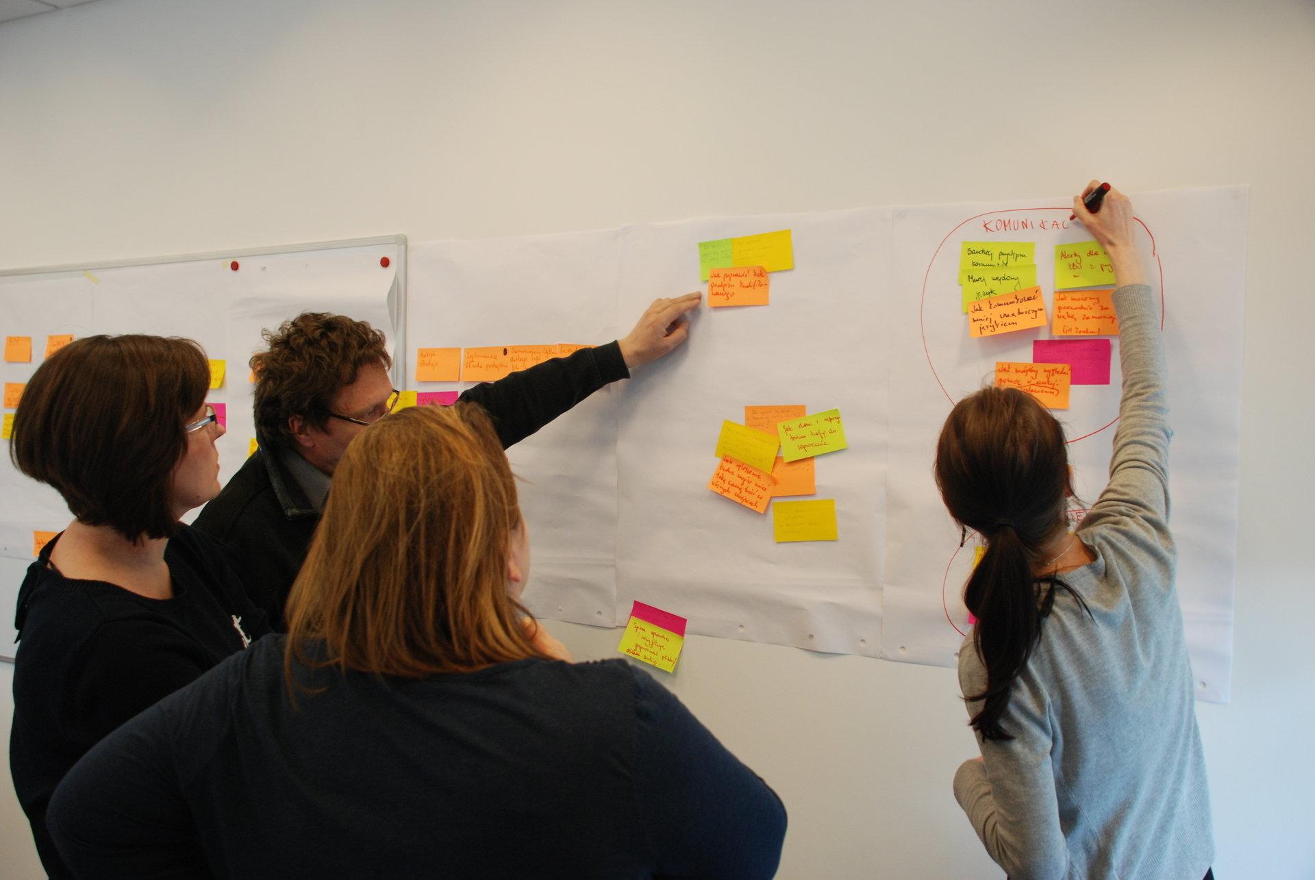 Design sprint - od pomysłu do realizacji w kilka dni