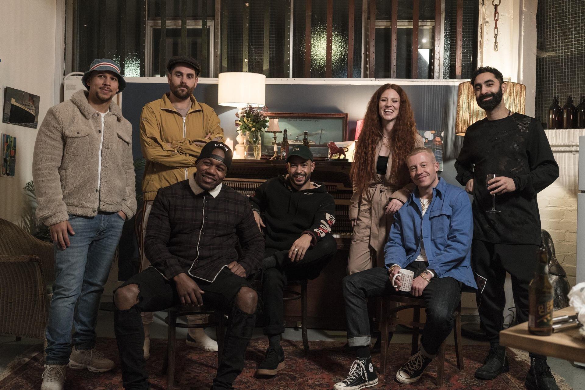 """Jess Glynne, Macklemore i Dan Caplen w nowym singlu Rudimental """"These Days""""!"""