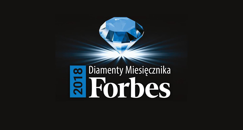 RST Diamentem FORBES 2018
