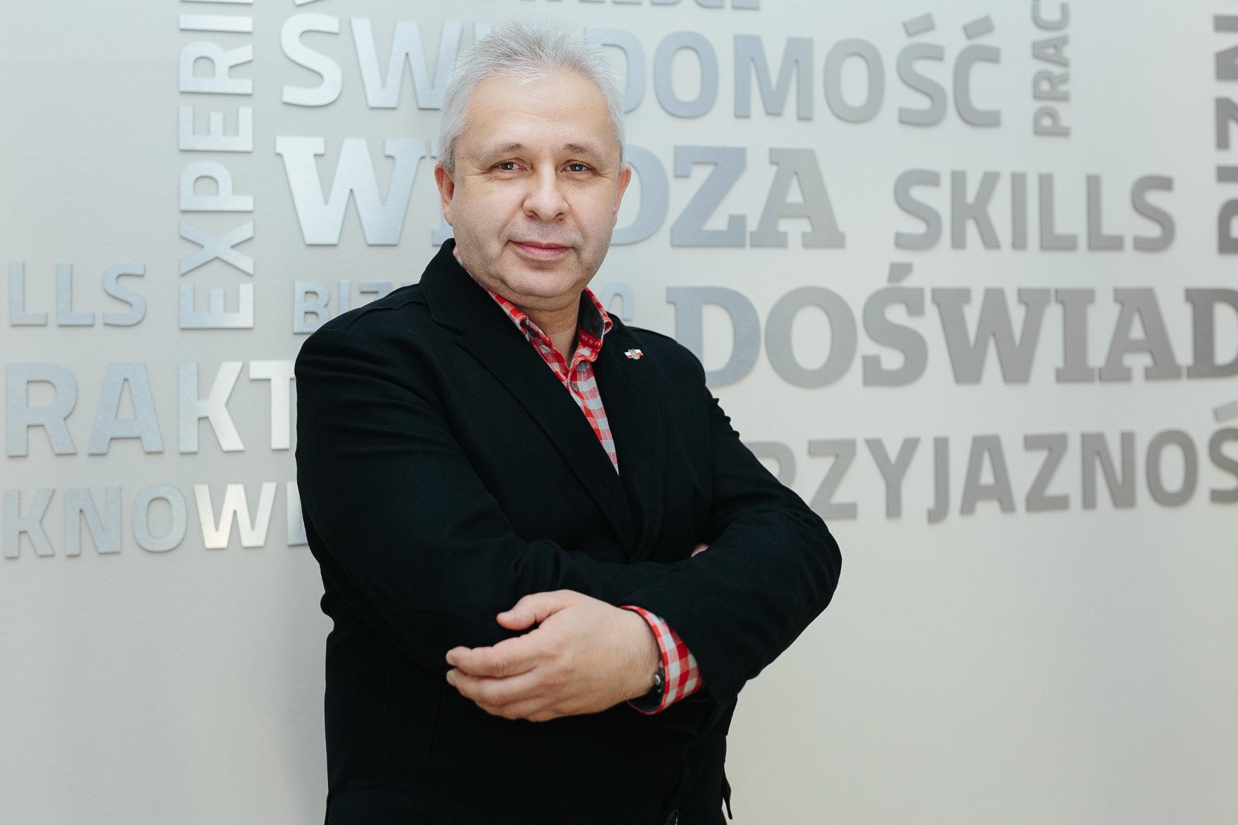 dr Edward Pałka