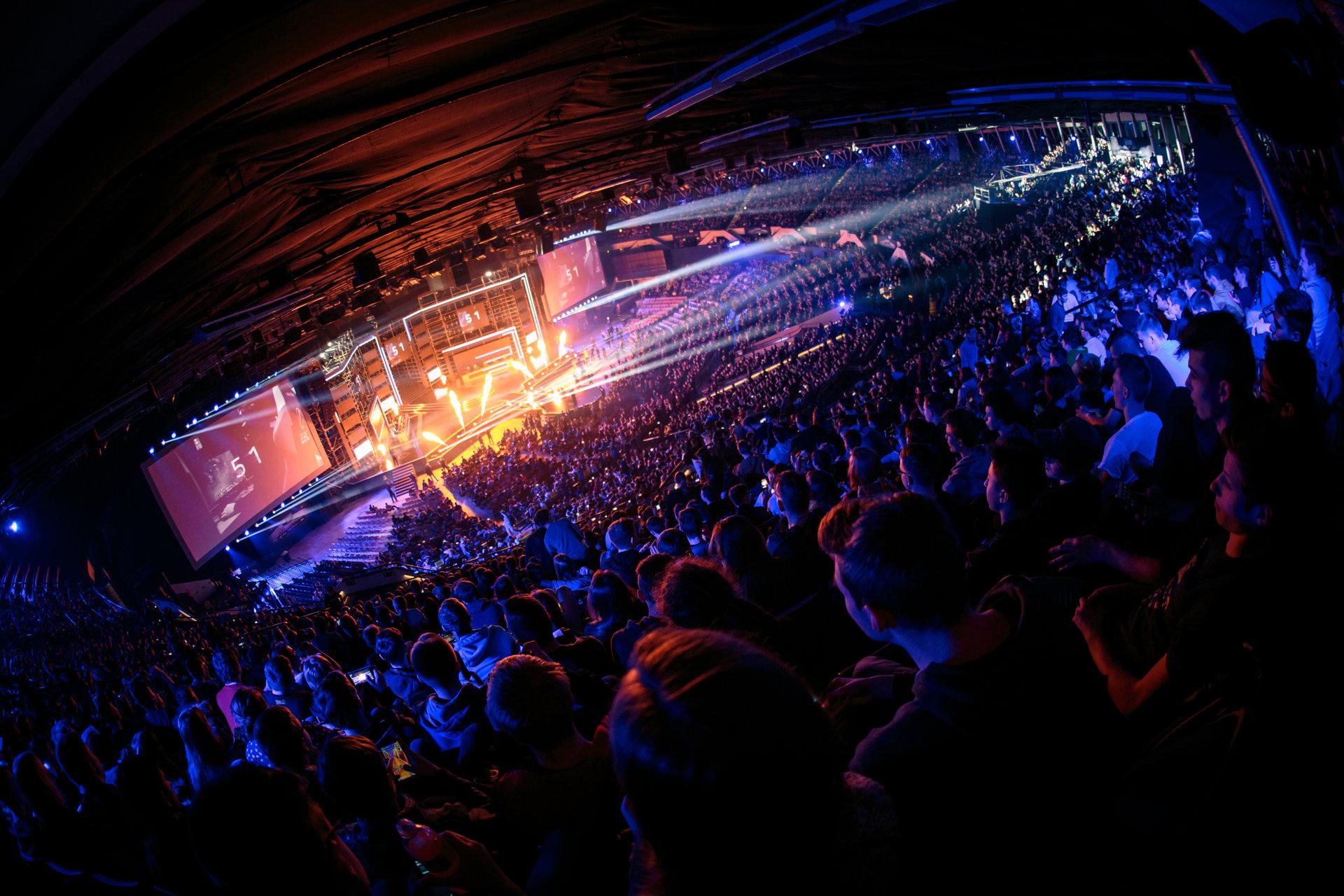 Esport i gry wideo w Europie Środkowo-Wschodniej