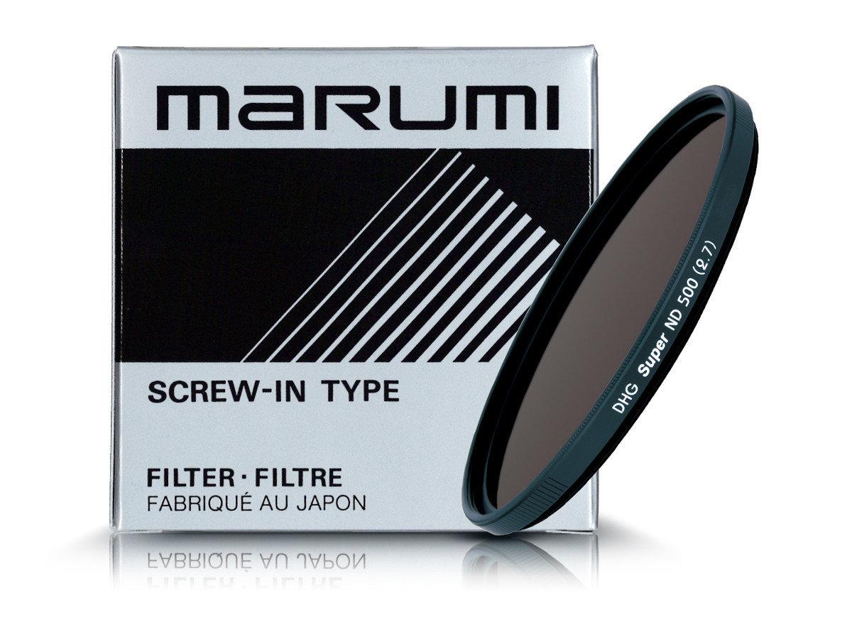 Nowe filtry szare i ochronne marki Marumi.