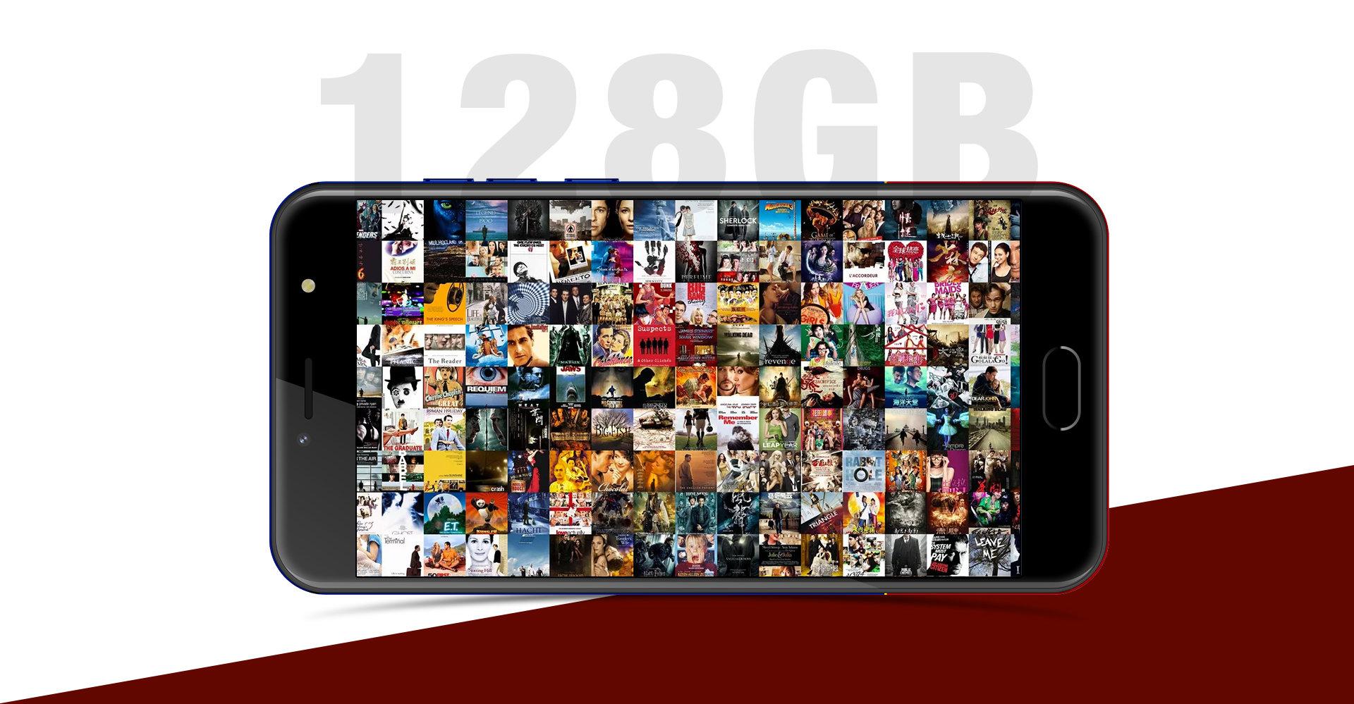 Ulefone T1 Premium – od 128 do 256 GB pamięci na twoje dane