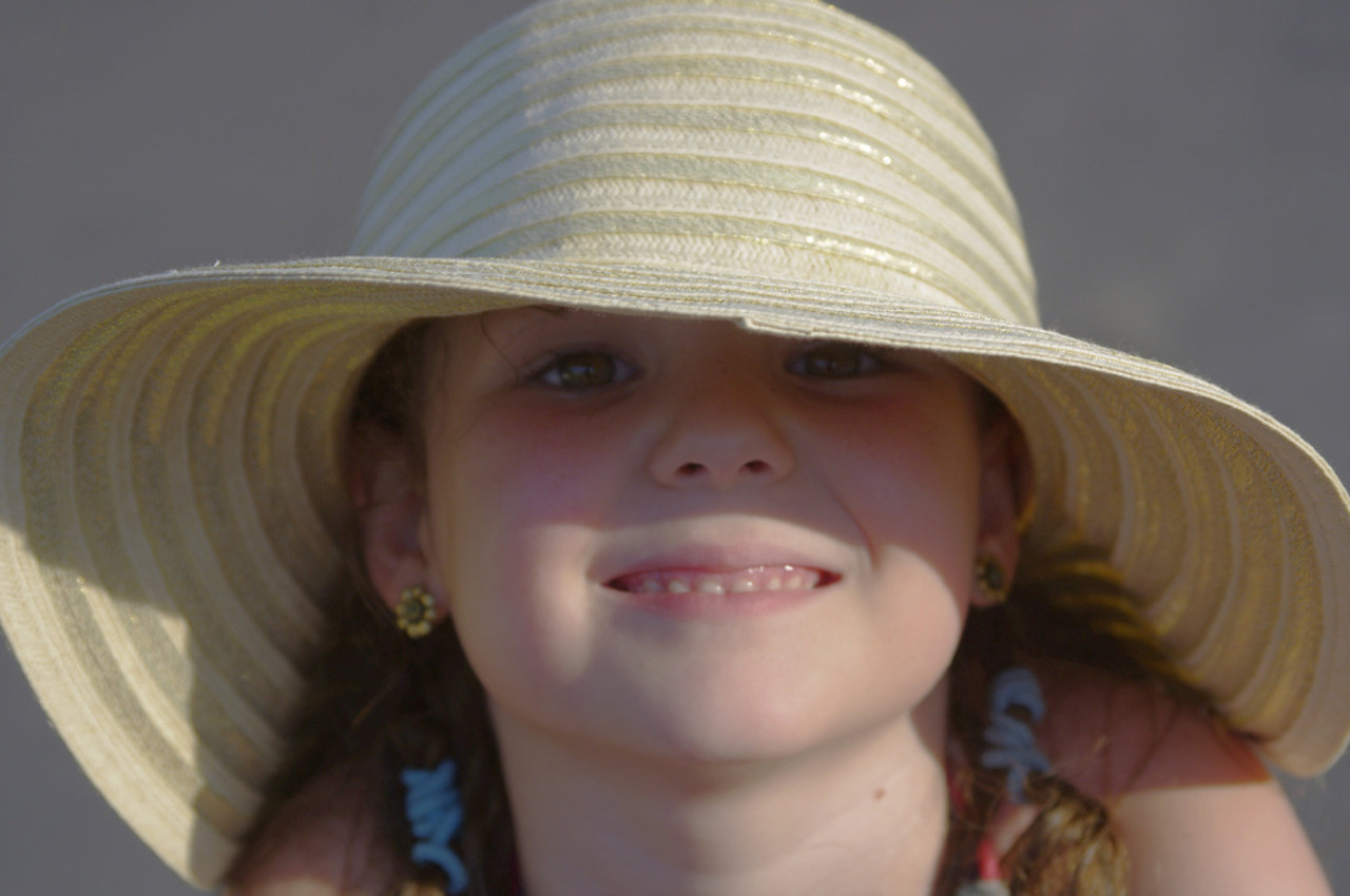 Lato kocha kapelusze