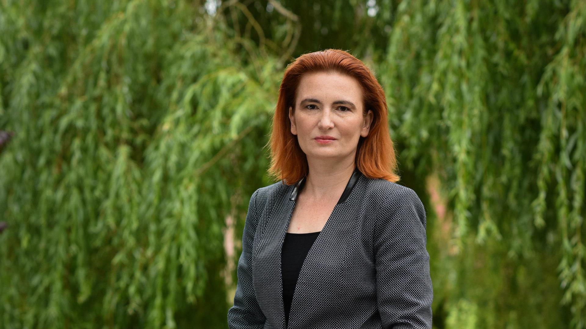 dr hab. Agnieszka Dejnaka, prof. nadzw. WSB