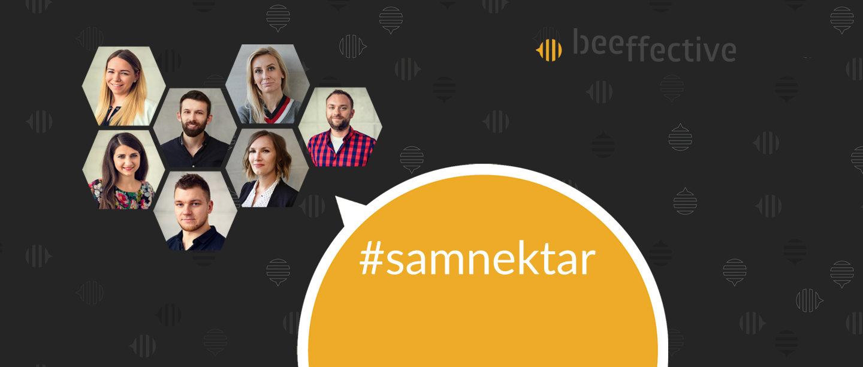 Sam Nektar: ekspercki cykl od Beeffective