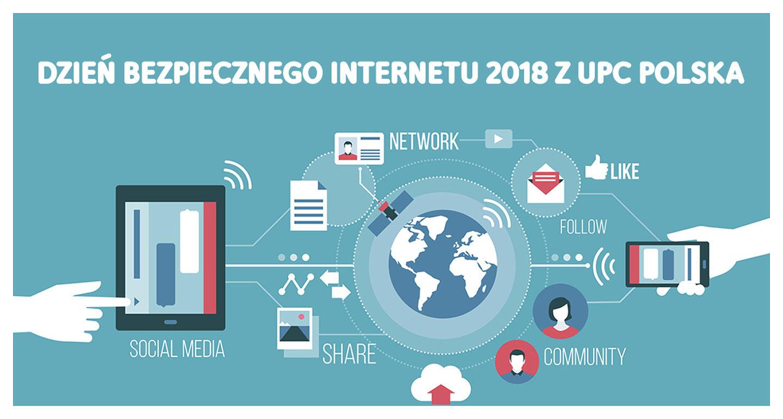 Dzień Bezpiecznego Internetu - Poznaj 10 prostych wskazówek jak być bezpiecznym w sieci!