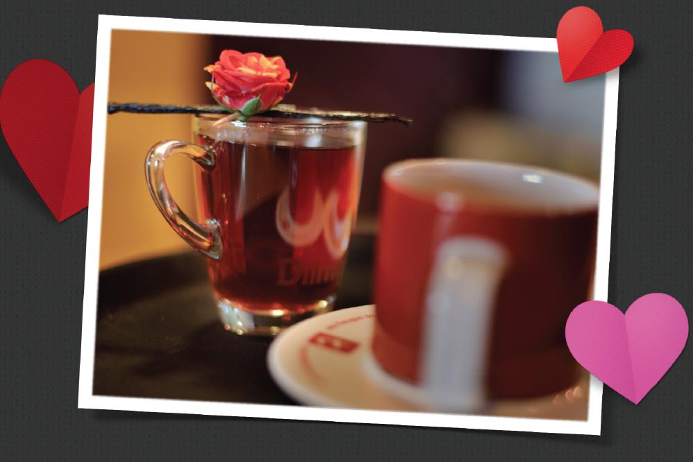 Herbata z miłością