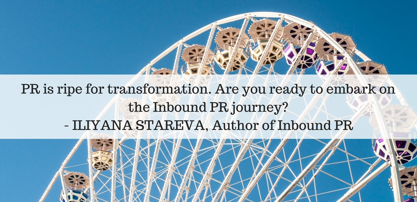 Inbound PR Book: Excerpt from the Introduction
