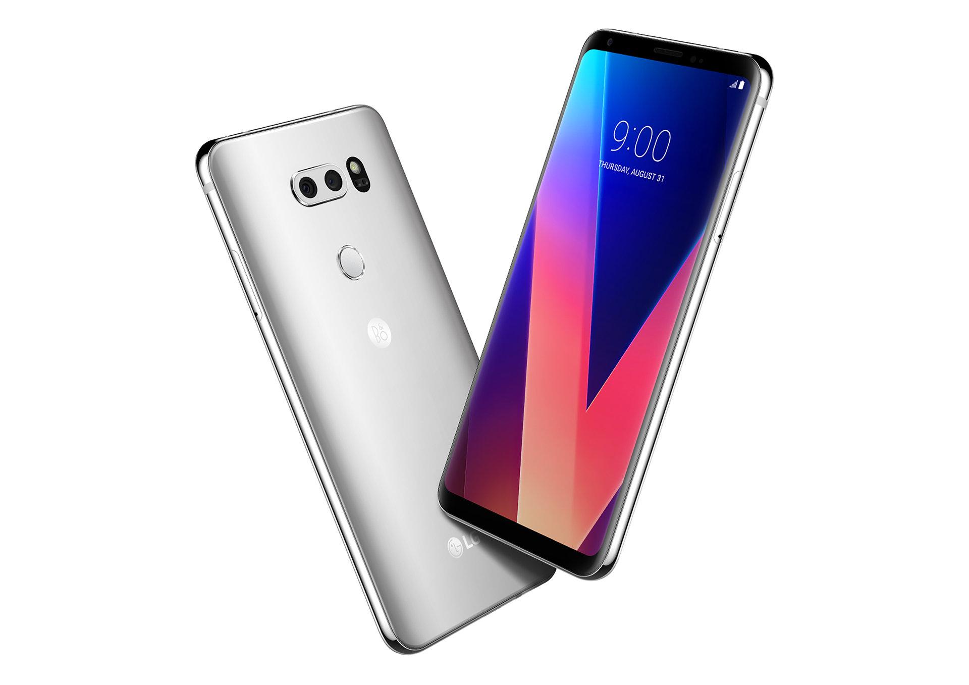 LG wprowadza sztuczną inteligencję w smartfonach – premiera podczas MWC 2018