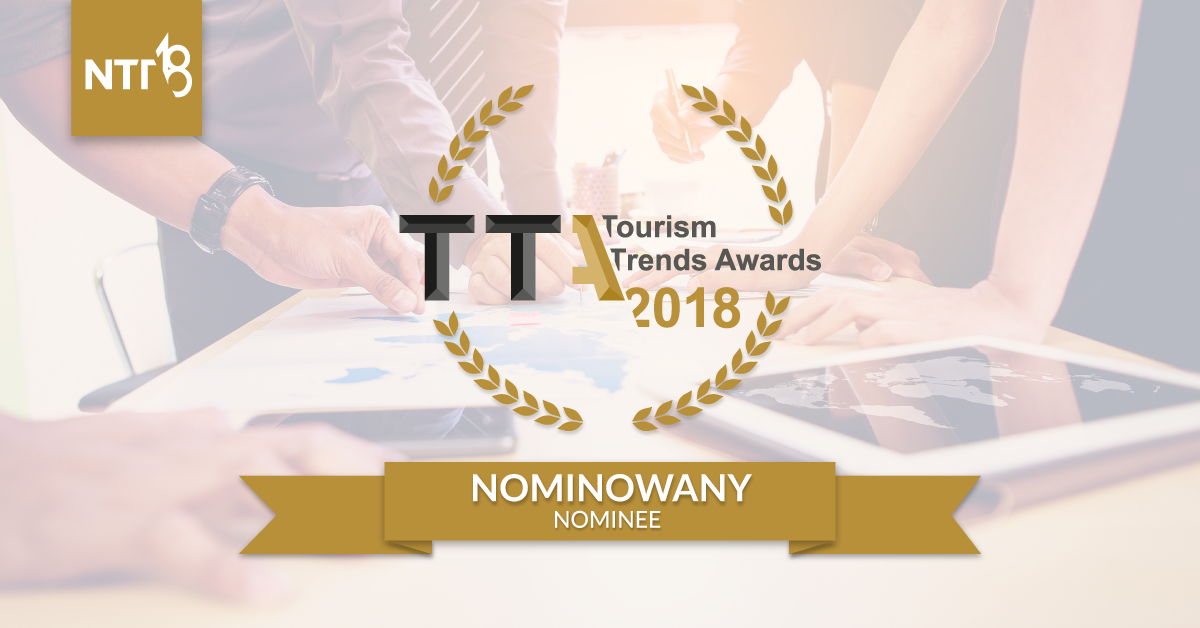 Nominowani do Tourism Trends Awards 2018