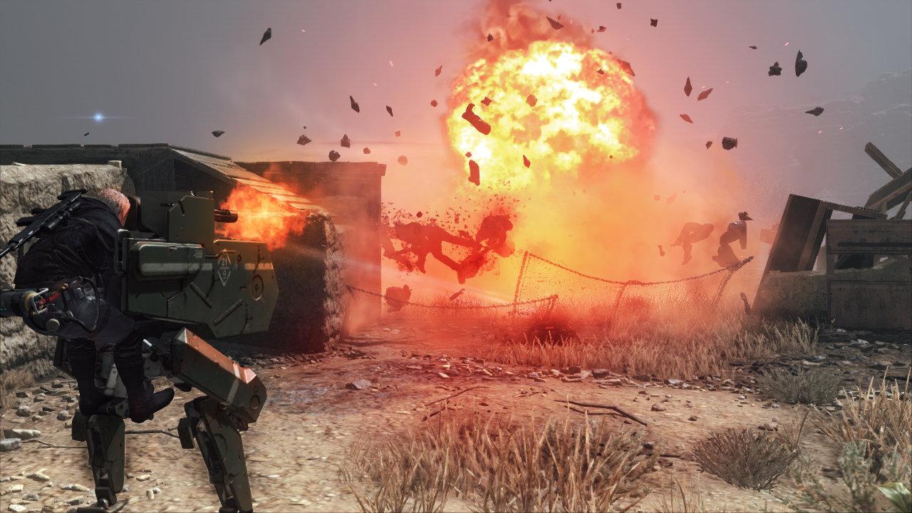 Dziś premiera Metal Gear Survive