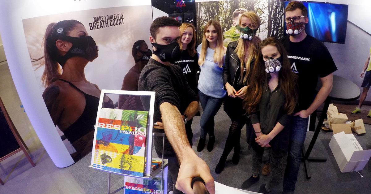Training Mask Polska z nową agencją social media