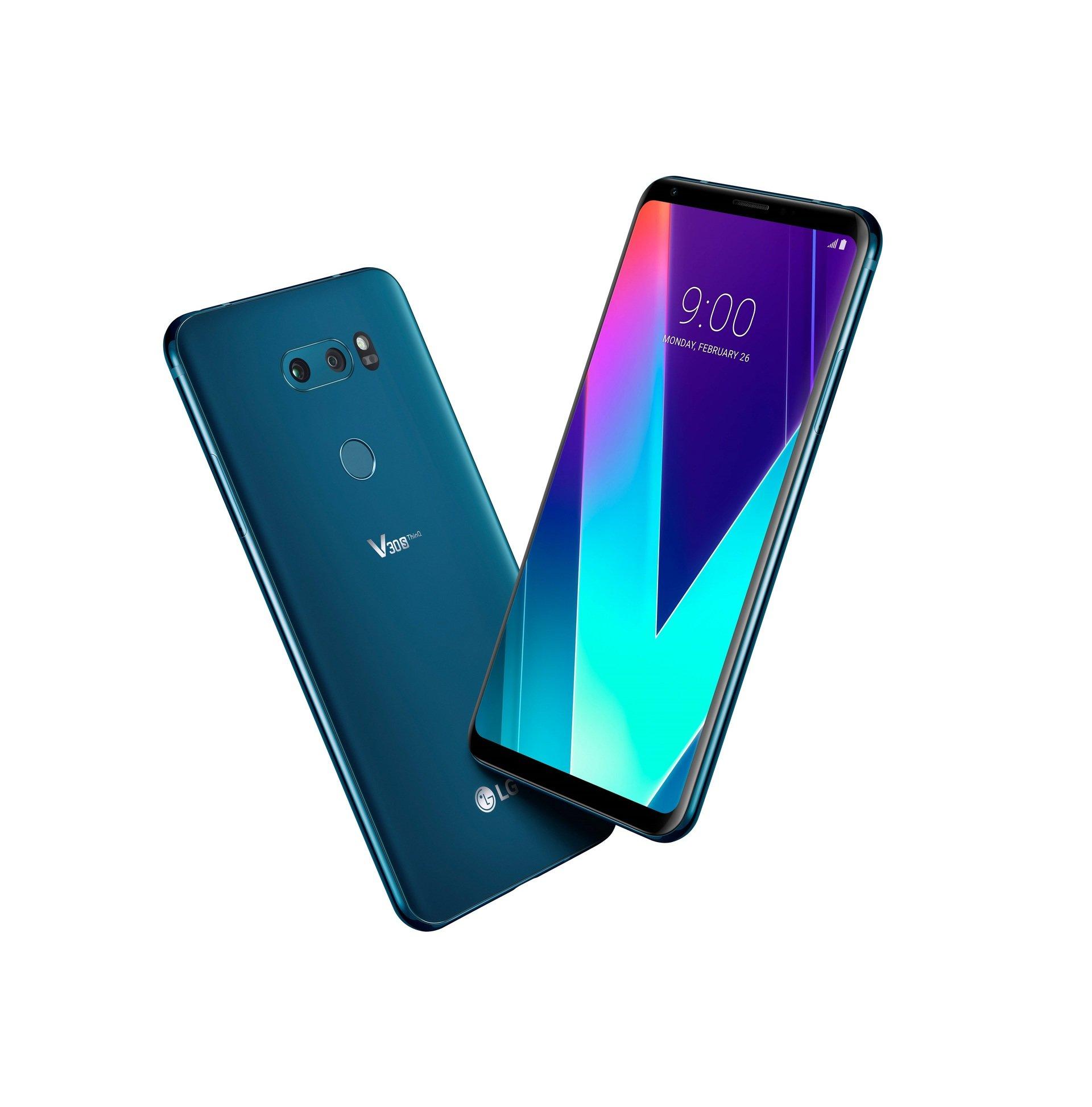 Smartfon LG V30S ThinQ z wbudowaną sztuczną inteligencją debiutuje na MWC 2018