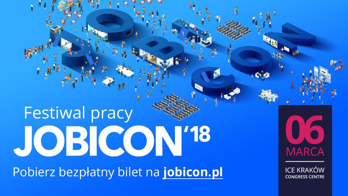 Pracuj.pl organizatorem Festiwalu Pracy JOBICON