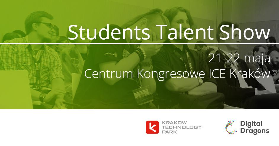Students Talent Show - rekrutacja trwa