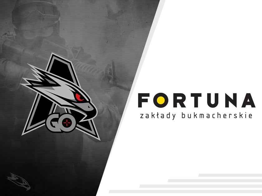 Fortuna oficjalnym sponsorem AGO Esports