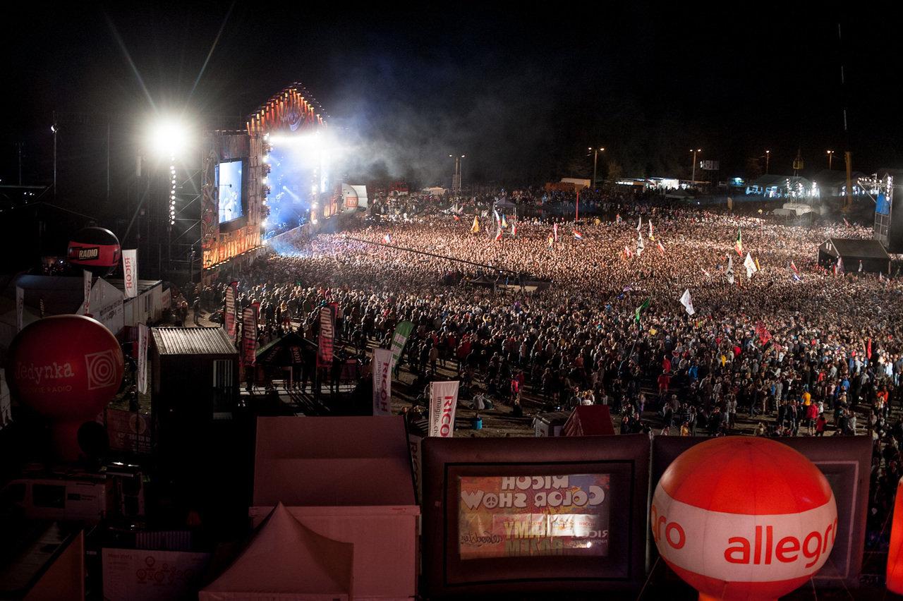 Pierwszy dzień Przystanku Woodstock za nami