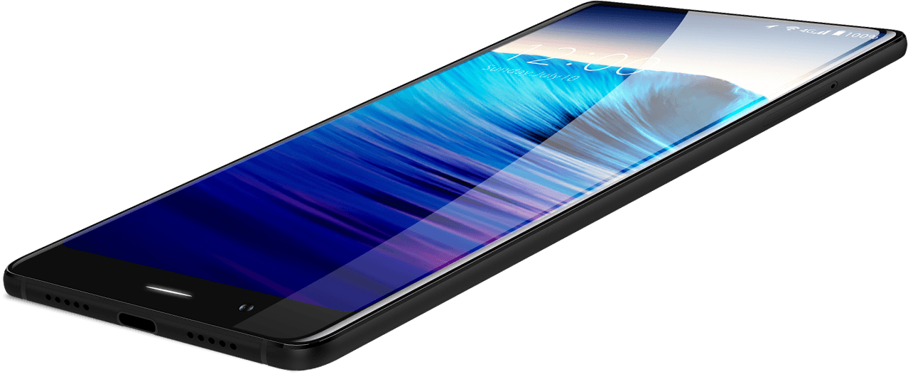 UMIDIGI Crystal – bezramkowiec z aparatami od Samsunga