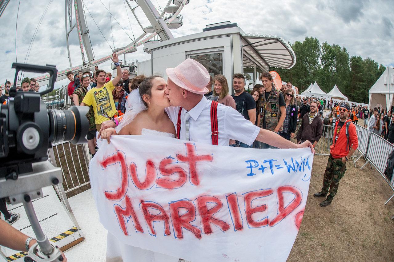 Miłość zaczyna się na Woodstock!