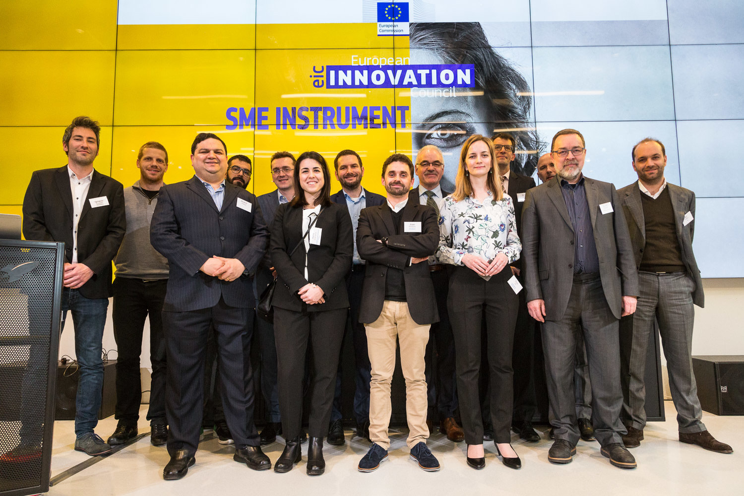 Billon wins SME pitching contest backed by European Commission