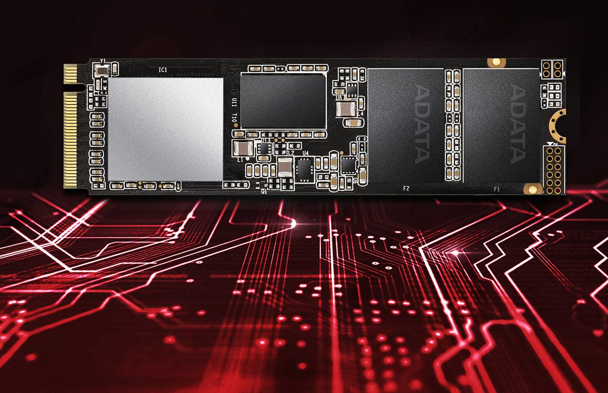 XPG SX8200 – najwydajniejszy dysk SSD od ADATA